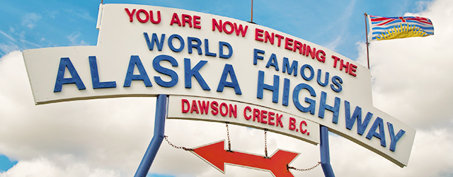 Alaska Highway Dawson Creek Real Estate